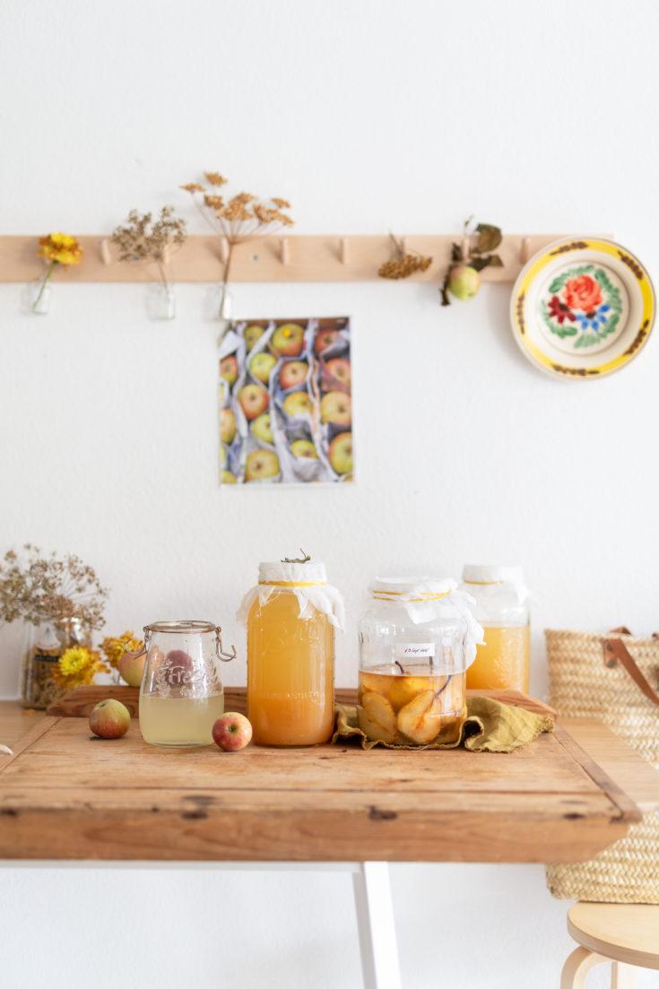 Apfelessig-selber-machen