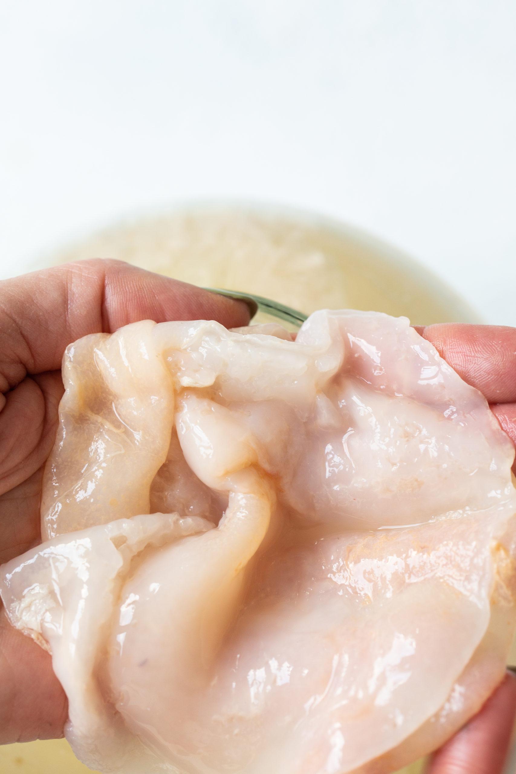 Apfelessig selber machen - Einfaches Rezept (Teil 1) - Essigmutter in den Händen | Syl Gervais - Vegane Rezepte