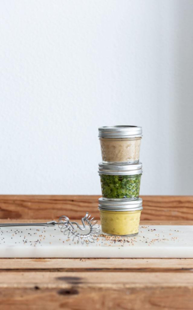 Lieblingsdressings | Gesunde vegane Rezepte, Fermentation, Nachhaltigkeit - Syl Gervais