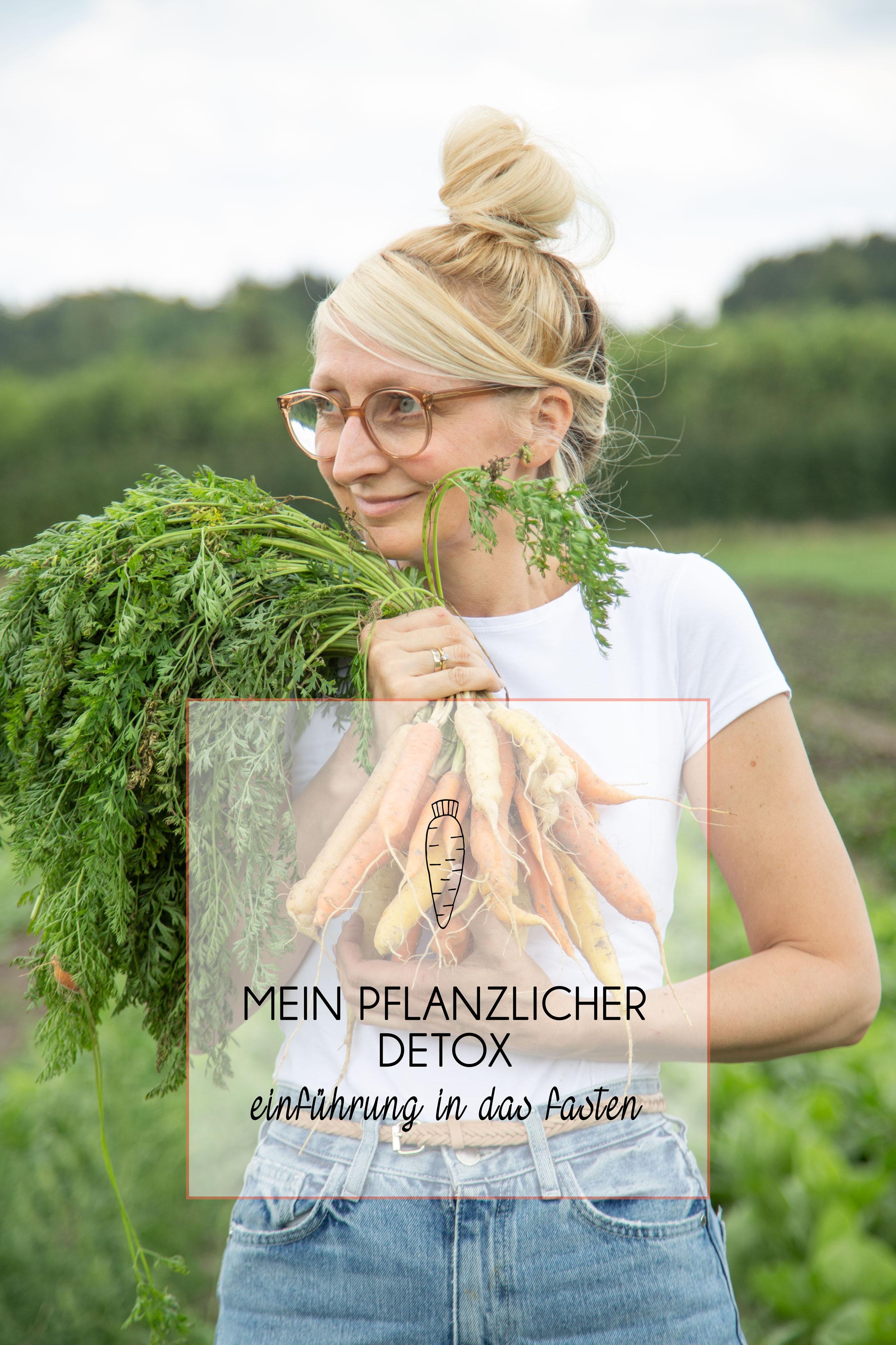 Veganes Detox - wie sich mein Leben verändert hat