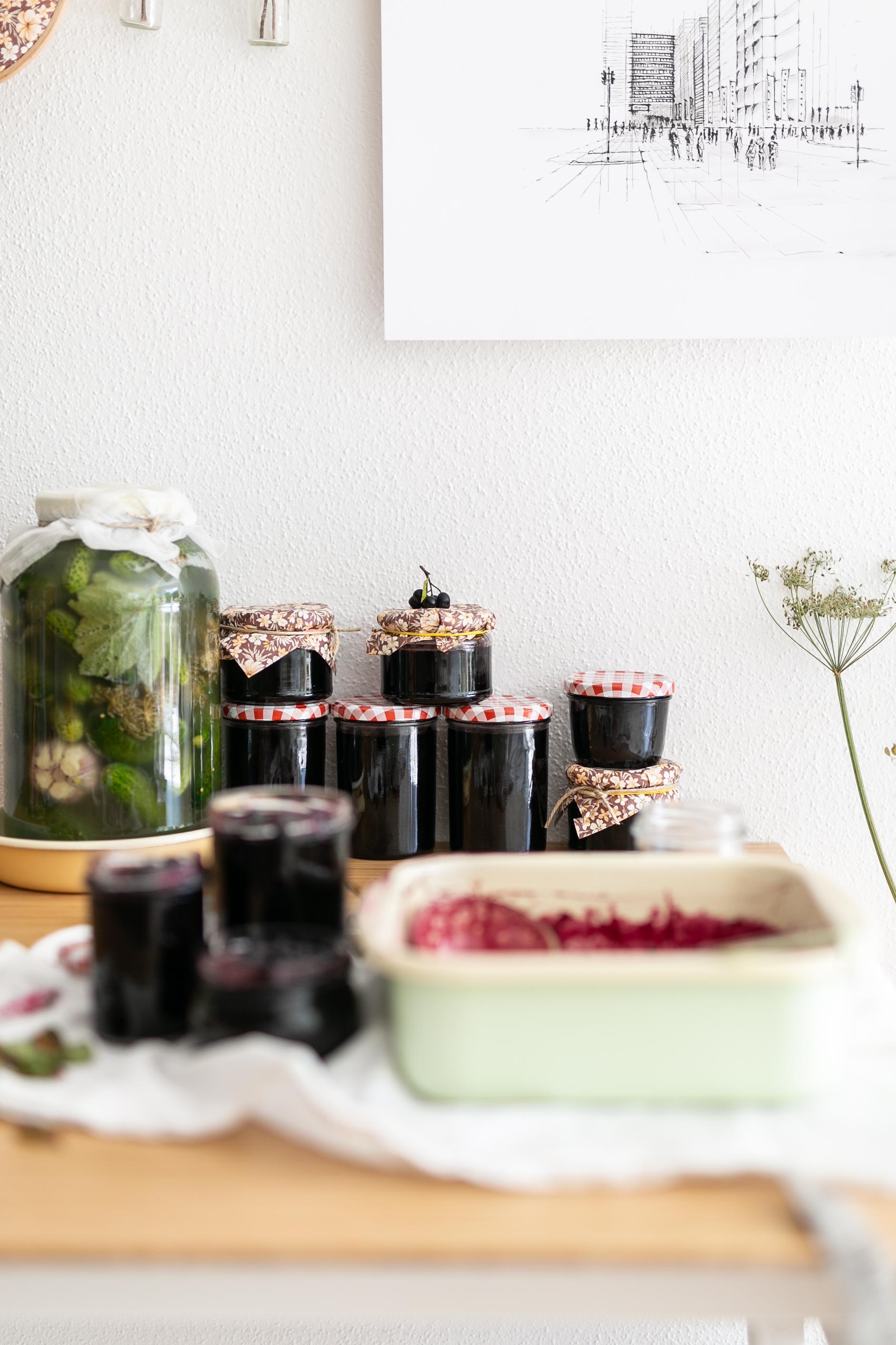 Aroniabeeren Rezepte | Gesunde vegane Rezepte, Fermentation, Nachhaltigkeit - Syl Gervais