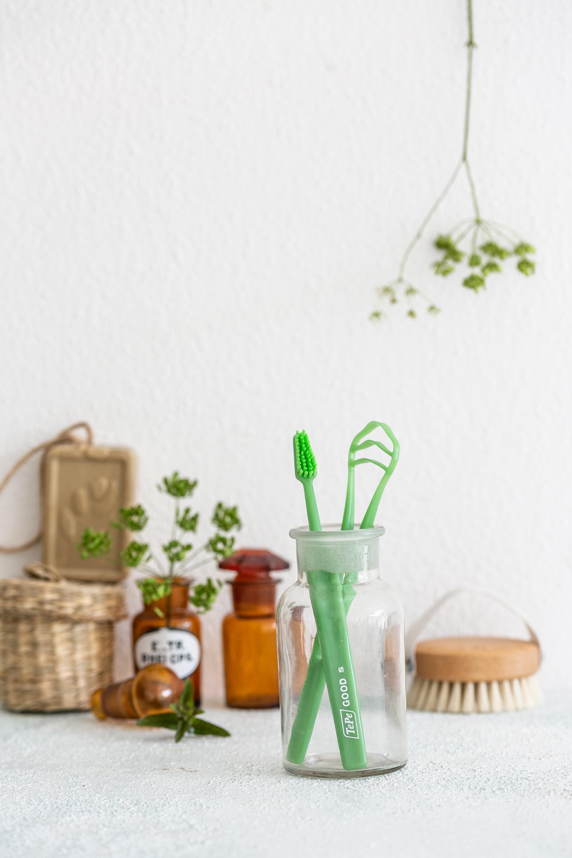 TePe GOOD – Nachhaltige Zahnpflege aus nachwachsenden Rohstoffen   Gesunde vegane Rezepte, Fermentation, Nachhaltigkeit - Syl Gervais