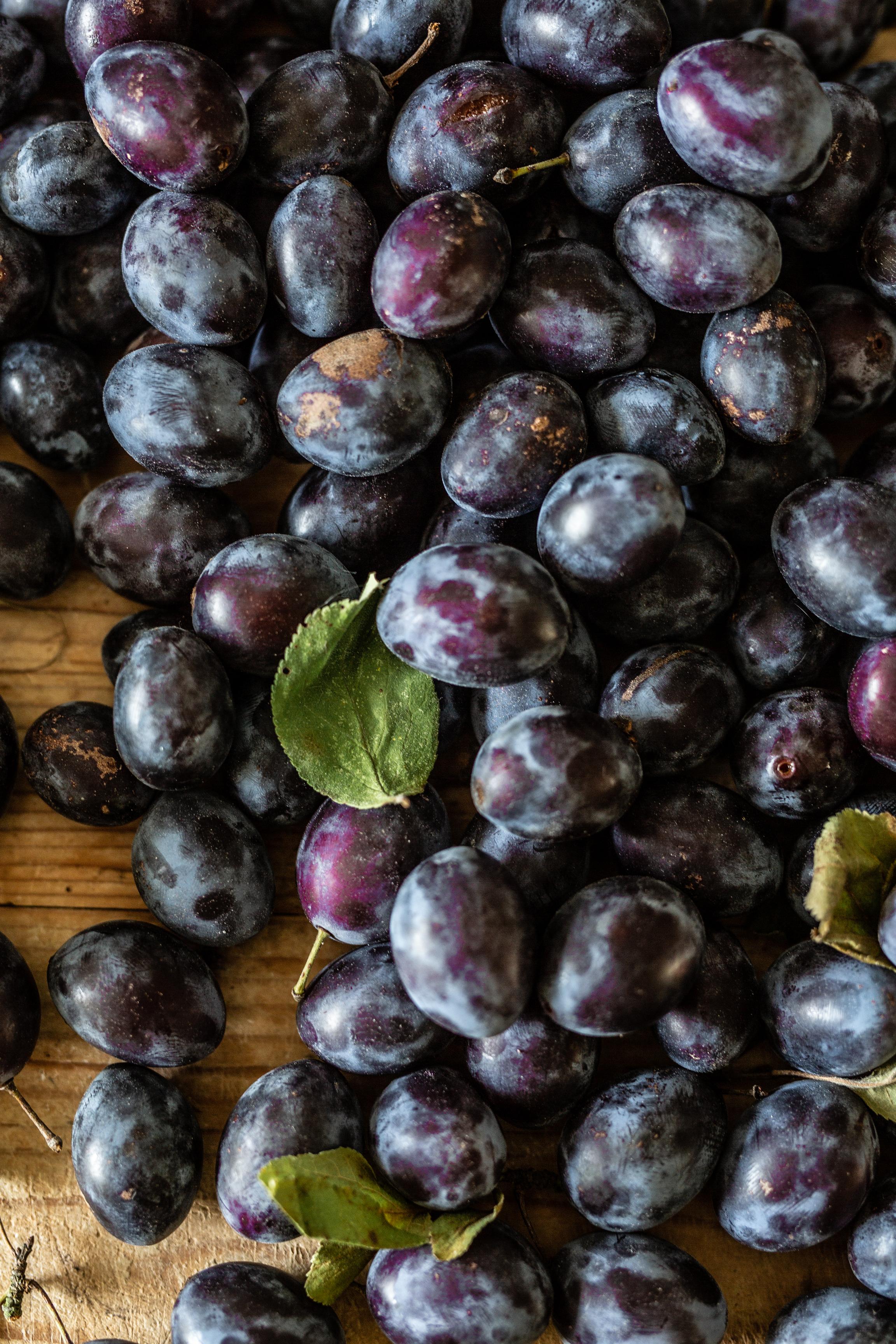 Veganer Schoko Zwetschgenmus   Gesunde vegane Rezepte, Fermentation, Nachhaltigkeit - Syl Gervais