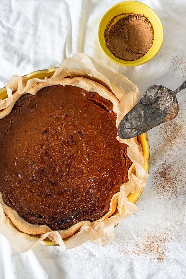 Veganes Pumpkin Pie Rezept