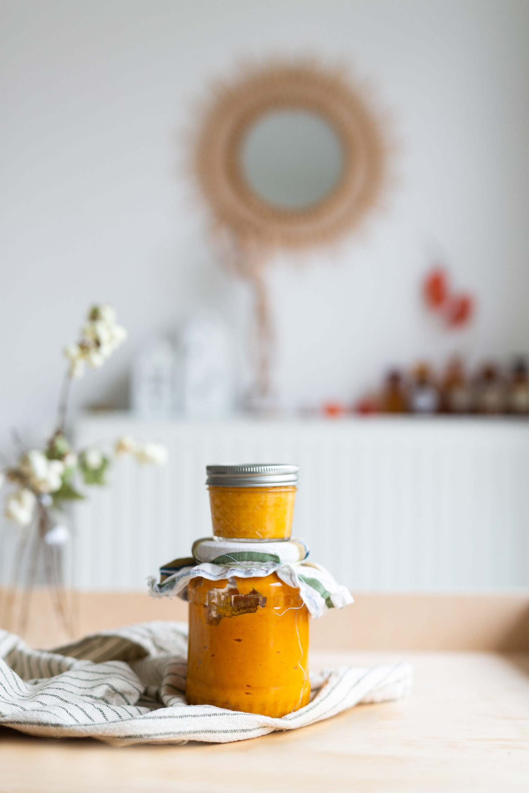 Cremige Kürbissoße mit fermentierten Zitronen | Gesunde vegane Rezepte, Fermentation, Nachhaltigkeit - Syl Gervais